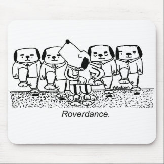 Roverdance mouse mat mouse pad