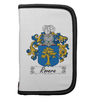 Rovere Family Crest Organizers