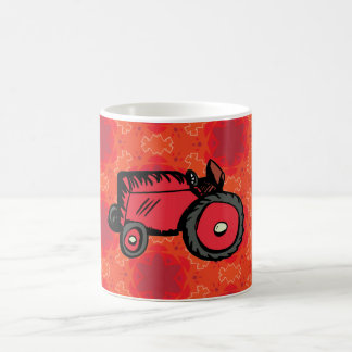 Roving Red Tractor Mug