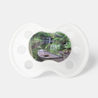 Row boat pacifier