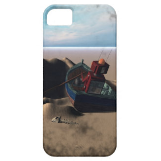 Row Boat Robot iPhone SE/5/5s Case