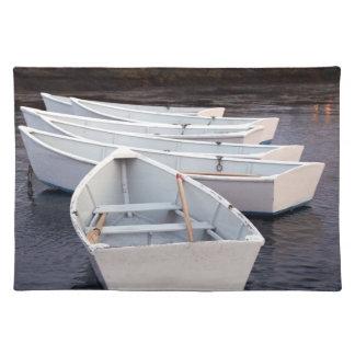 Row Boats Place Mats