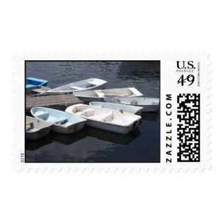 Row Boats Postage