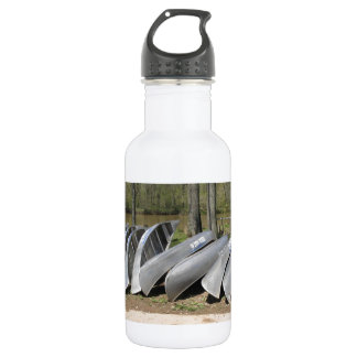 Row Boats Water Bottle