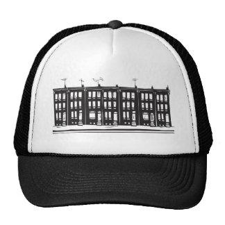 Row Homes Trucker Hat