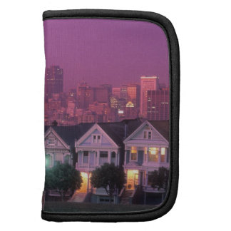 Row houses at sunset in San Francisco, Planner