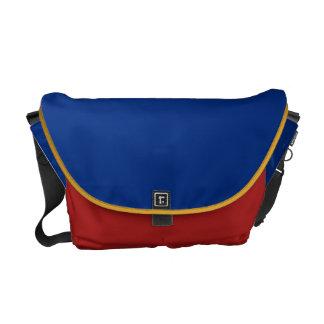 Row Maniacs Courier Bag