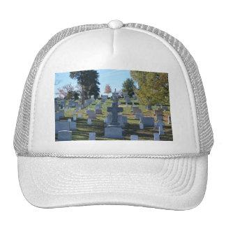 Row of Cross Headstones, Arlington Trucker Hat