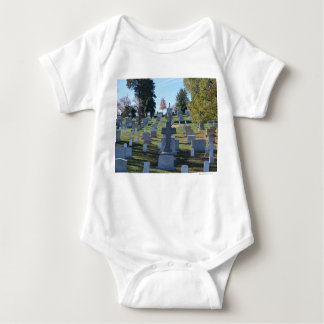 Row of Cross Headstones, Arlington Tshirt