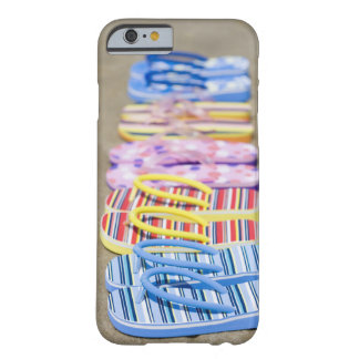 Row Of Flip-Flops Barely There iPhone 6 Case