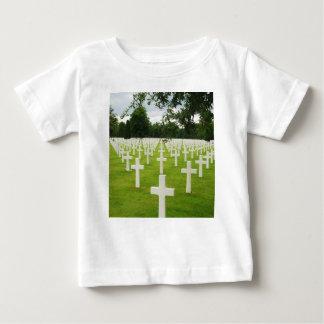 Row of Headstones Arlington National Cemetery Tees