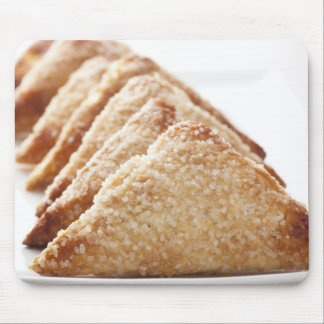Row of Pastries Mouse Pad