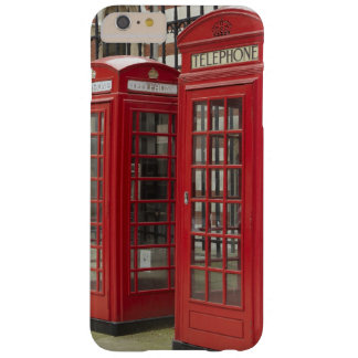 Row of phone boxes at the back of the Royal Barely There iPhone 6 Plus Case