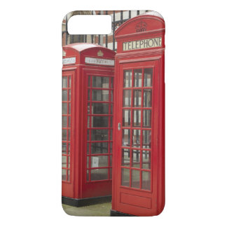 Row of phone boxes at the back of the Royal iPhone 8 Plus/7 Plus Case