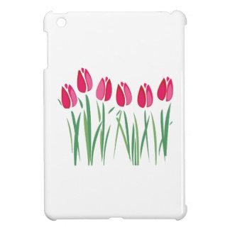 Row Of Tulips iPad Mini Case