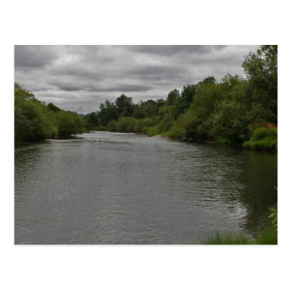 Row River, Oregon Postcards