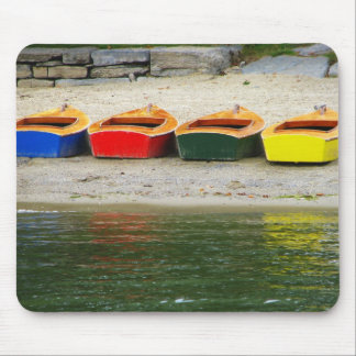 Row, row, row your boat mouse pad