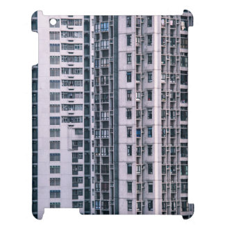 Row Themed, Hundreds Of Apartments In A Skyscraper Cover For The iPad 2 3 4