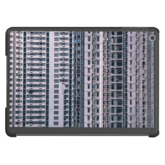 Row Themed, Hundreds Of Apartments In A Skyscraper iPad Air Case