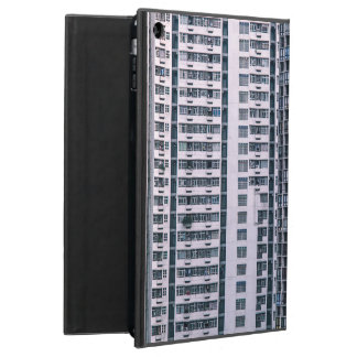 Row Themed, Hundreds Of Apartments In A Skyscraper iPad Air Cases