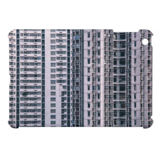 Row Themed, Hundreds Of Apartments In A Skyscraper iPad Mini Cover