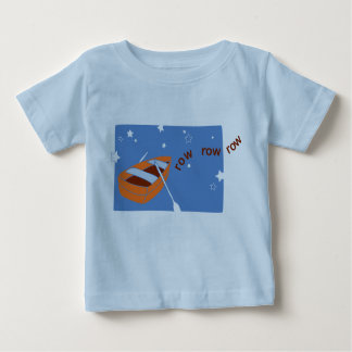 row your boat baby T-Shirt
