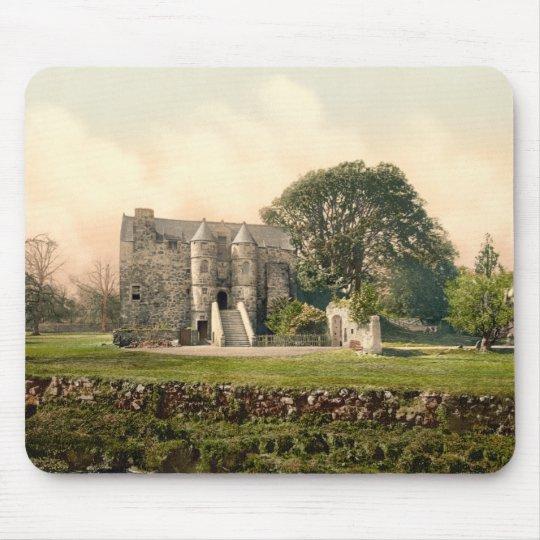 Rowallan Castle, Kilmarnock, Ayrshire, Scotland Mouse Pad