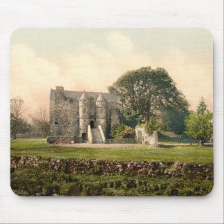 Rowallan Castle, Kilmarnock, Ayrshire, Scotland Mousepads