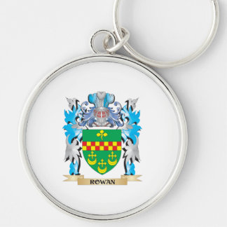 Rowan Coat of Arms - Family Crest Key Chains