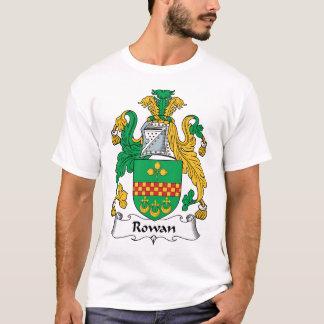 Rowan Family Crest T-Shirt