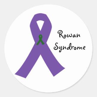Rowan Syndrome Sticker