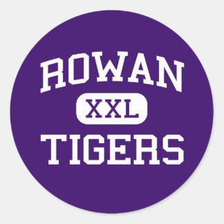 Rowan - Tigers - Junior - Hattiesburg Mississippi Stickers