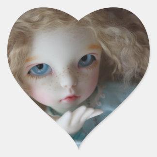 RowansWorld Emily Heart Stickers