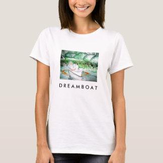 rowboat, D R E A M B O A T T-shirt! T-Shirt