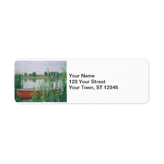 Rowboat Label