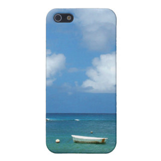 Rowboat On The Water Case For iPhone SE/5/5s