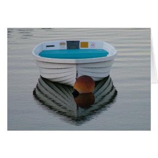 rowboat Rockport 296 Card