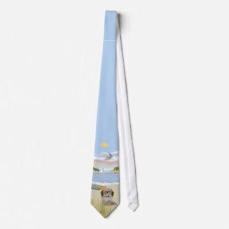 Rowboat - Shih Tzu (P2) Neck Tie