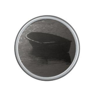 Rowboat Under Cloud Speaker