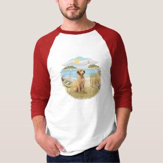 Rowboat- Yellow Lab 8 T-Shirt