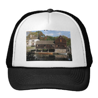 Rowboats by Mill Trucker Hat