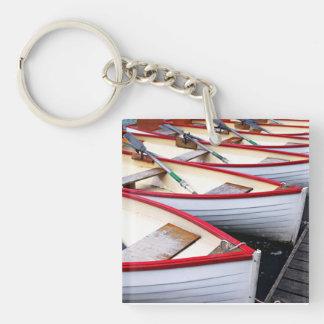 Rowboats Keychain
