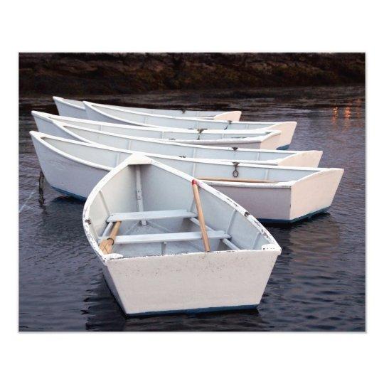 Rowboats Photo Print