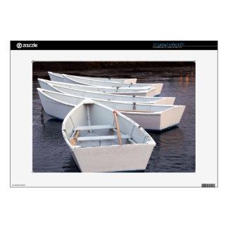 "Rowboats 15"" Laptop Skins"