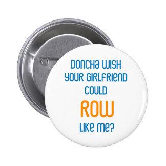 RowChick Doncha Pin