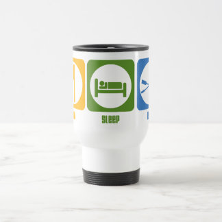 RowChick Eat Sleep Row Travel Mug