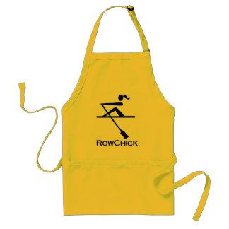 RowChick Logo Adult Apron