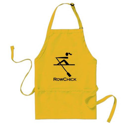RowChick Logo Aprons