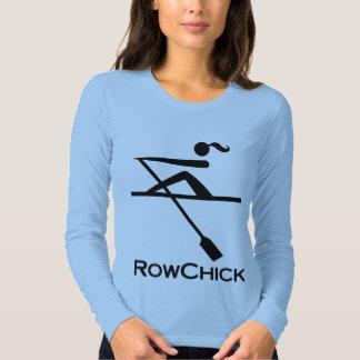 RowChick Logo T Shirt