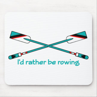 RowChick Rather Mouse Pad